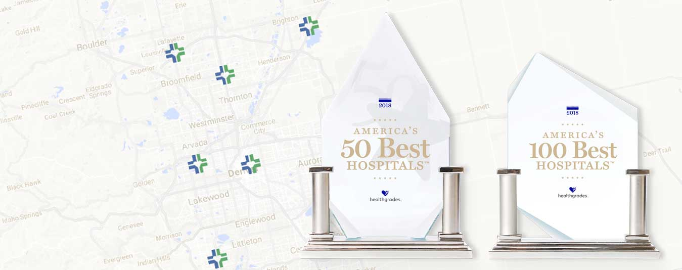 Three Scl Health Care Sites Named To Healthgrades 2018 America S Best Hospitals List