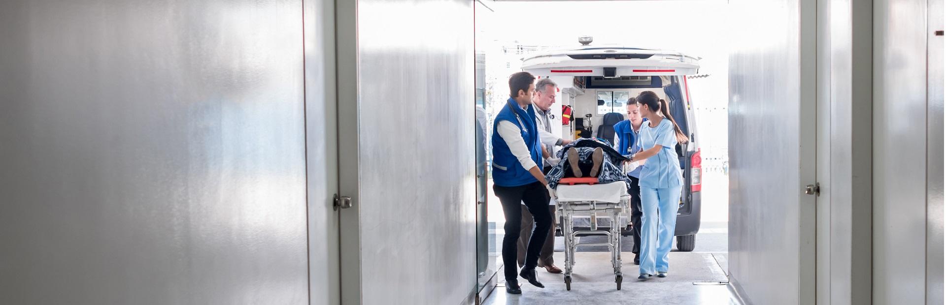 Ambulance Services | SCL Health | Brighton, CO