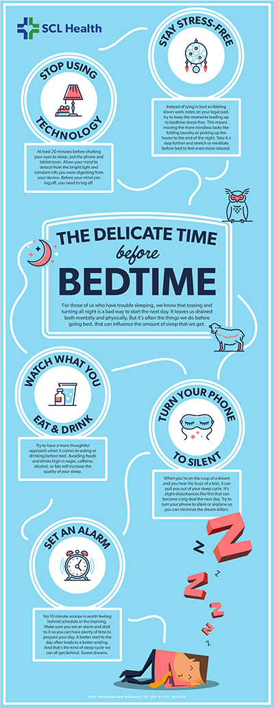 Bedtime Infographic Inline