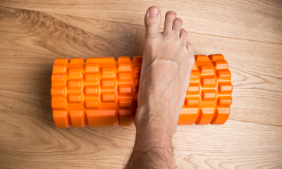 Foam Roll Feet
