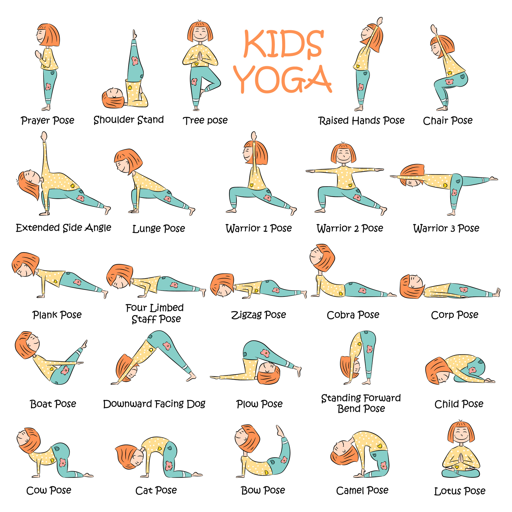 Learn All About The Benefits Of Yoga For Children Scl Health